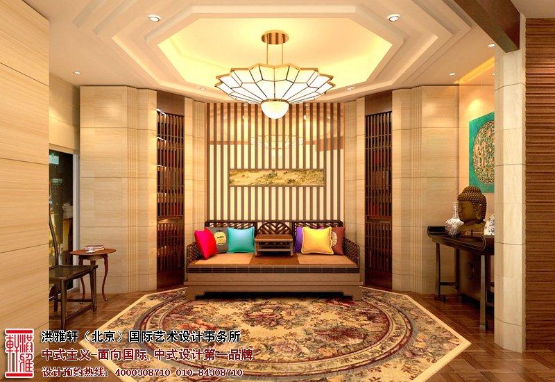 别墅休息区设计图片