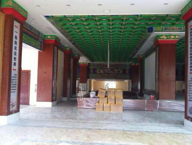 江南古城售楼处装修图片