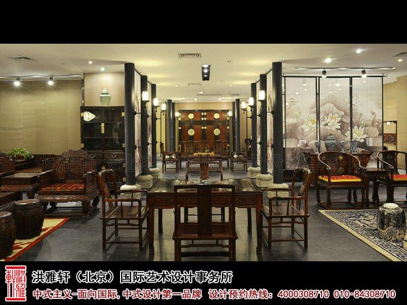 展厅中式装修图片