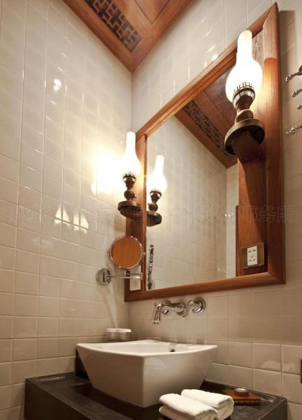 客栈卫浴间设计图