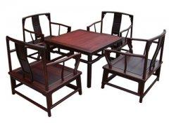 小叶紫檀中式家具的保养方法有哪些