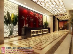 如何确定宾馆装修设计上墙体的色彩