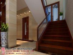 别墅中式装修上楼梯选配知识知多少