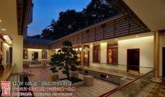 新中式风格庭院装修效果图大全2014图片
