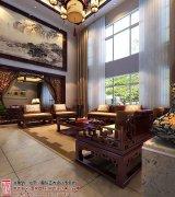 别墅中式装修其实室内装修讲究很多