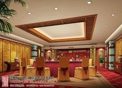 酒店古典中式装饰设计