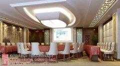 现代中式酒店设计案例图片大全欣赏