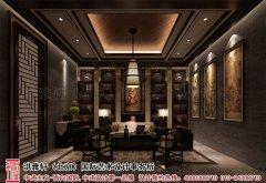 中式茶楼包间装修效果图