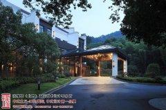 中式酒店外观设计图