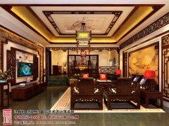 复式楼客厅装修设计效果图