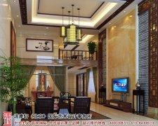 中式楼中楼设计效果图片