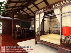 主卧室房间设计图