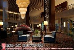 酒店中式装修设计图片鉴赏