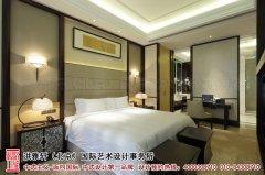 新古典酒店客房图片