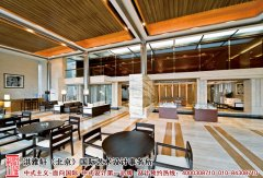 中式售楼处设计图片欣赏
