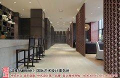 中式风格售楼处设计图