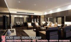 新中式家装吊顶设计图片