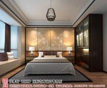 现代风格卧室房间设计图