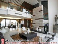 中式别墅设计装修图欣赏