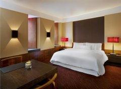 酒店卧室中式设计图库