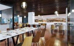 中式餐饮空间设计图欣赏